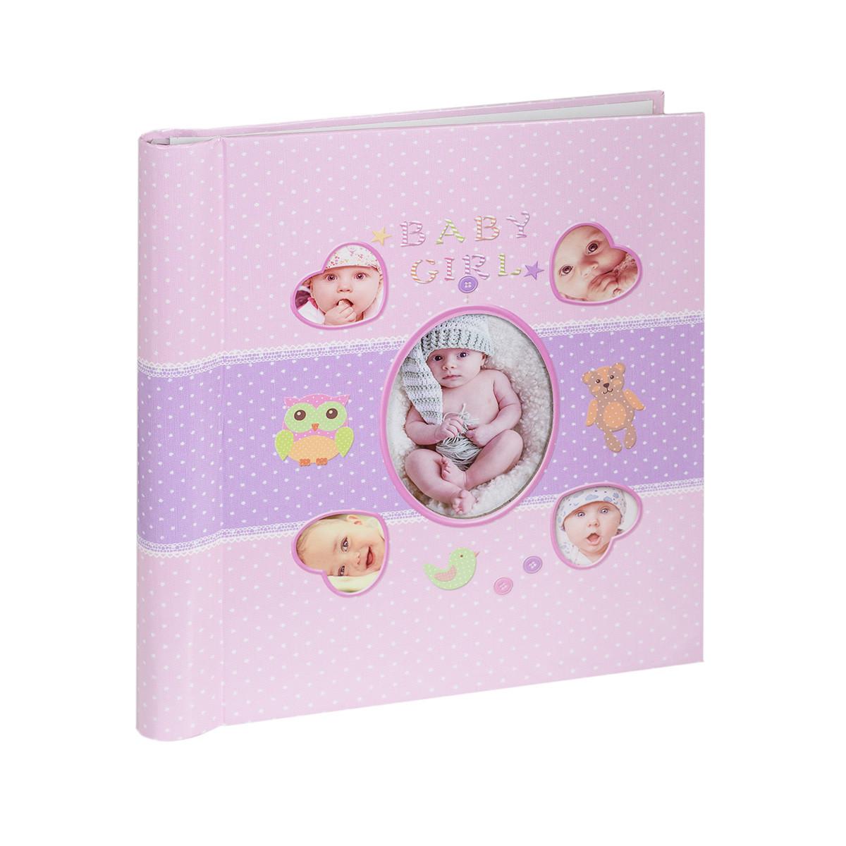 Альбом CHAKO 20 Sheet 9821 Babylove (20 магн. листів) рожевий