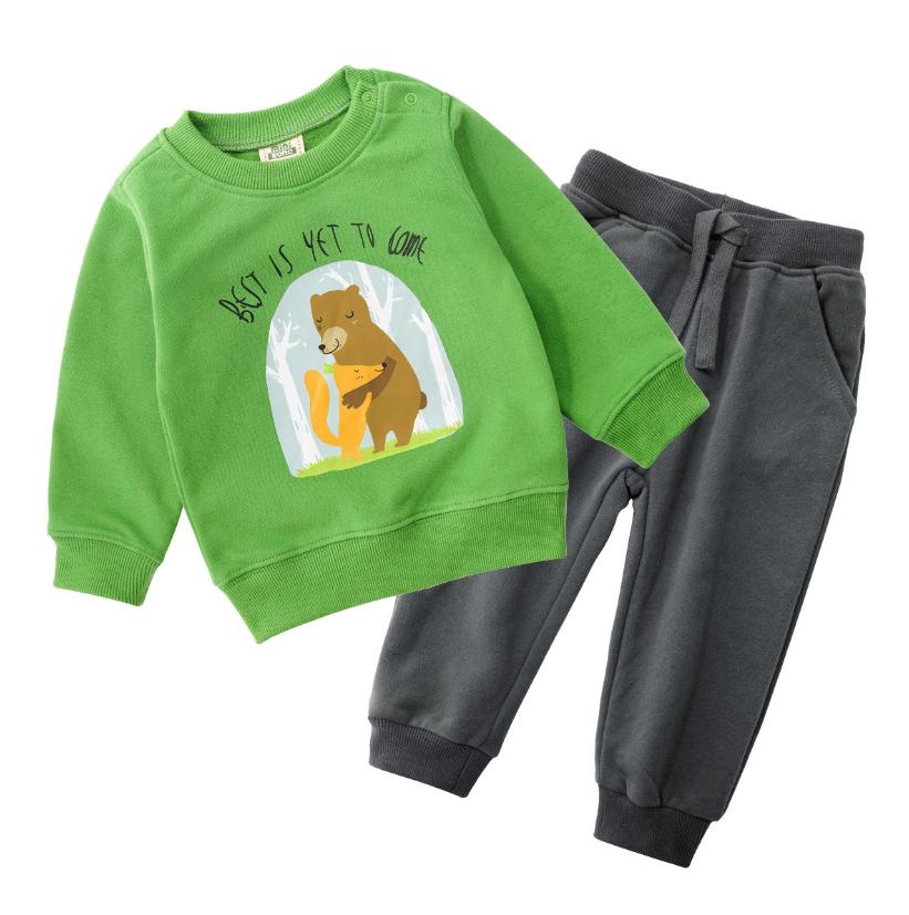 Детский теплый спортивный костюм 80, 92, 98, 116