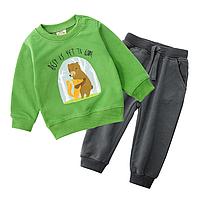 Детский теплый спортивный костюм 80, 92, 98, 116, фото 1
