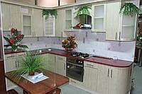 Кухня МДФ глянец. Кухня под заказ