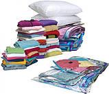 Вакуумные пакеты для хранения вещей Vacuum bags 80*110 см, фото 7