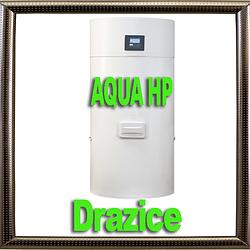 Электрический водонагреватель Drazice  с тепловым насосом AQUA HP 250