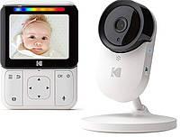 Цифровая видеоняня  HD WI-FI  Kodak C220 с родительским блоком