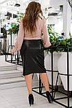 Блуза жіноча батал, фото 5