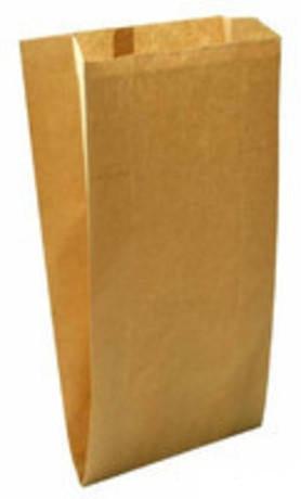 Пакет бумажный 230*100*40  100шт/уп