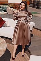 Платье  женское батал  Eva, фото 1