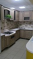 Кухня (выставочный образец) 2914х1630мм. Скидка 50%. Кухни под заказ.
