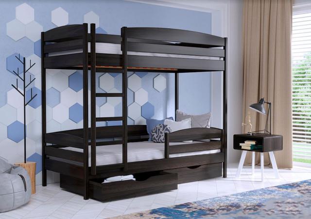 Кровать двухъярусная Дуэт Плюс 106 Венге