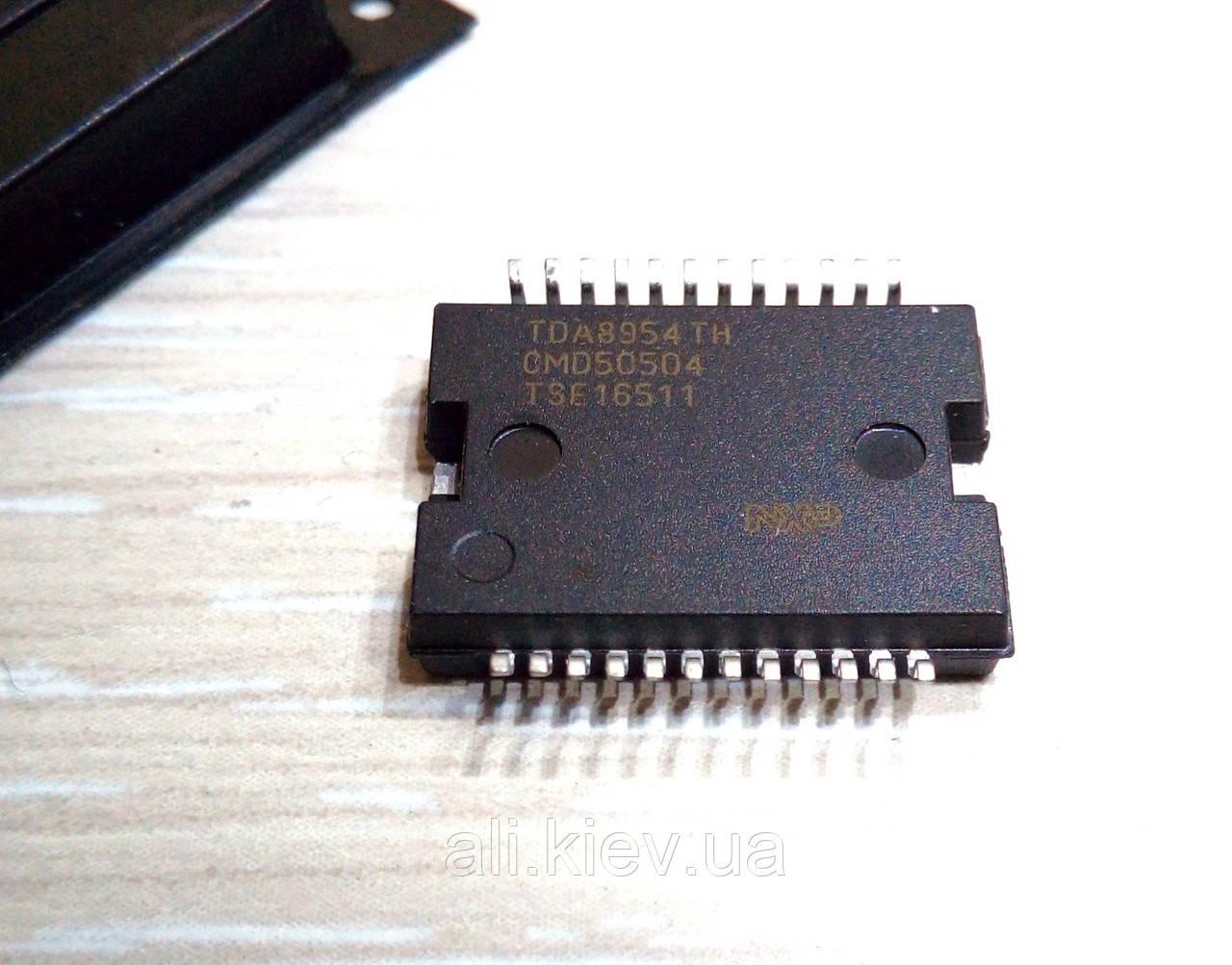 Підсилювач, мікросхема Д -клас TDA8954TH 2*210 Вт , 1*420 Вт мост