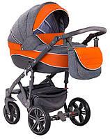 Детская универсальная коляска 2 в 1 Adamex Prince X-12