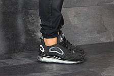 Мужские кроссовки Nike air max 720,черные с серым 43,44р, фото 2