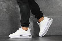 Мужские кроссовки Nike air max 720,белые, фото 2