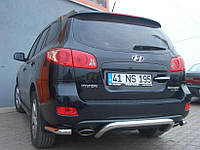 Задняя дуга Hyundai Santa Fe (06-12)