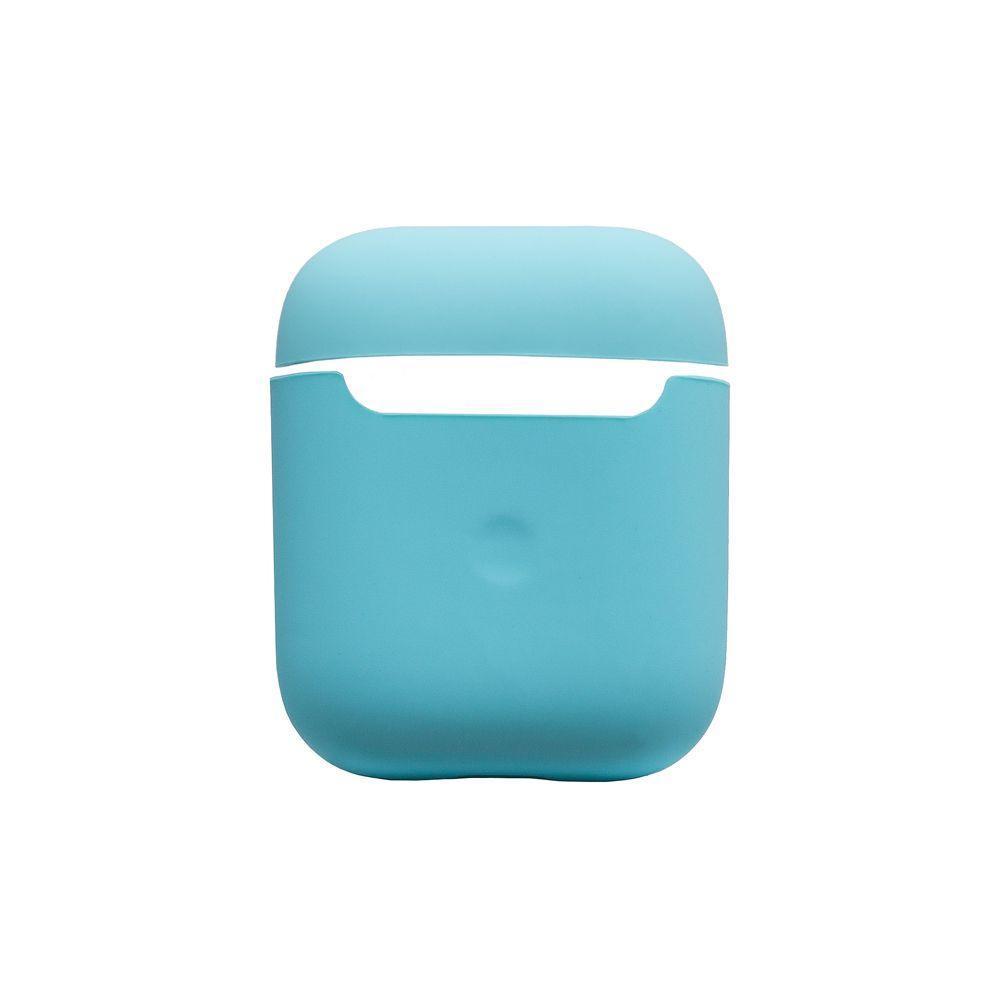 Футляр Для Наушников Airpod 2 Slim Цвет 07,Coast Blue
