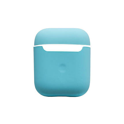 Футляр Для Наушников Airpod 2 Slim Цвет 07,Coast Blue, фото 2