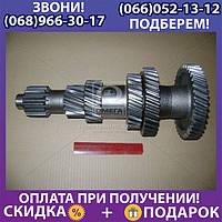 Вал промежуточный КПП ГАЗ 3309 (пр-во ГАЗ) (арт. 3309-1701050)