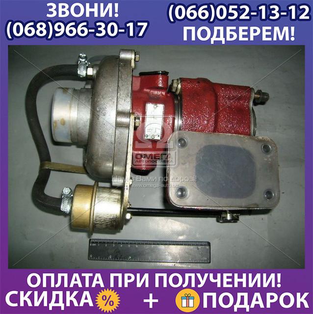 Турбокомпрессор Д 245-9Е2 ЗИЛ ЕВРО-2 (пр-во БЗА) (арт. ТКР 6.1-08.01)