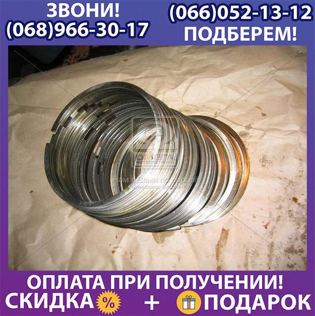 Кольца поршневые М/К ЧЕРНО-БЕЛОЕ (покупной КамАЗ) (арт. 740.1000106м/к)