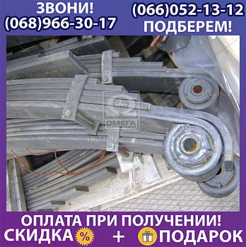 Рессора задняя ГАЗ 33104 ВАЛДАЙ (пр-во ГАЗ) (арт. 33104-2912010)