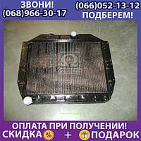 Радиатор водяного охлаждения ЗИЛ 130 (4-х рядный) (пр-во ШААЗ) (арт. 130-1301010)
