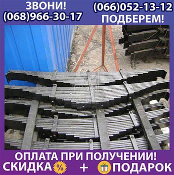 Рессора задняя КАМАЗ 5320 12-лист. (пр-во Чусовая) (арт. 4310-2912012)