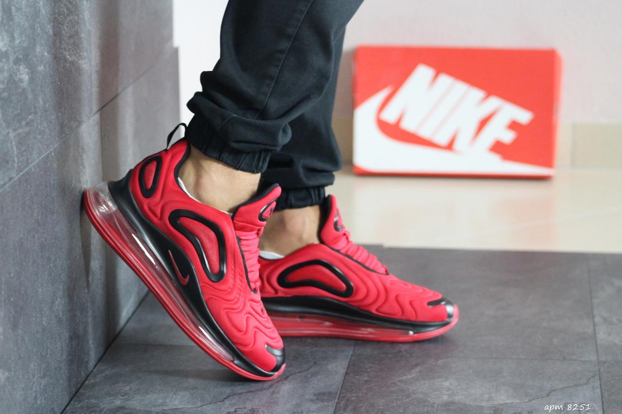 Мужские кроссовки Nike air max 720,красные
