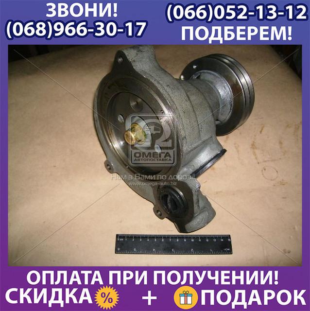 Насос водяной КАМАЗ ЕВРО-0 -1 (двигатель 740,10, 740.11-240, 740.13-260) (пр-во КамАЗ) (арт. 740.13-1307010)