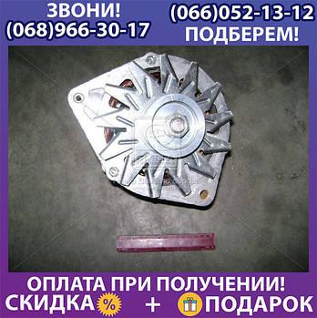 Генератор КАМАЗ ЕВРО-2, ЕВРО-3 (двигатель740.30, 740.31) 28В 80А (аналог 4001.3701) (пр-во г.Ржев) (арт. 3142.3771)