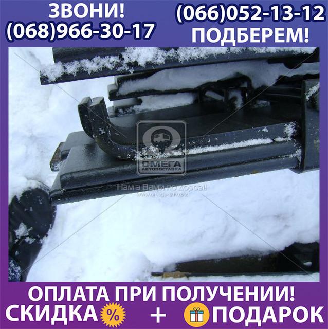 Рессора передняя МАЗ 64222 3-х листная (пр-во Чусовая) (арт. 64222-2902012-10)