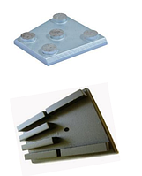 Фракфурт для финишной шлифовки слабого бетона FRH 6-120 для машины GM 122/245