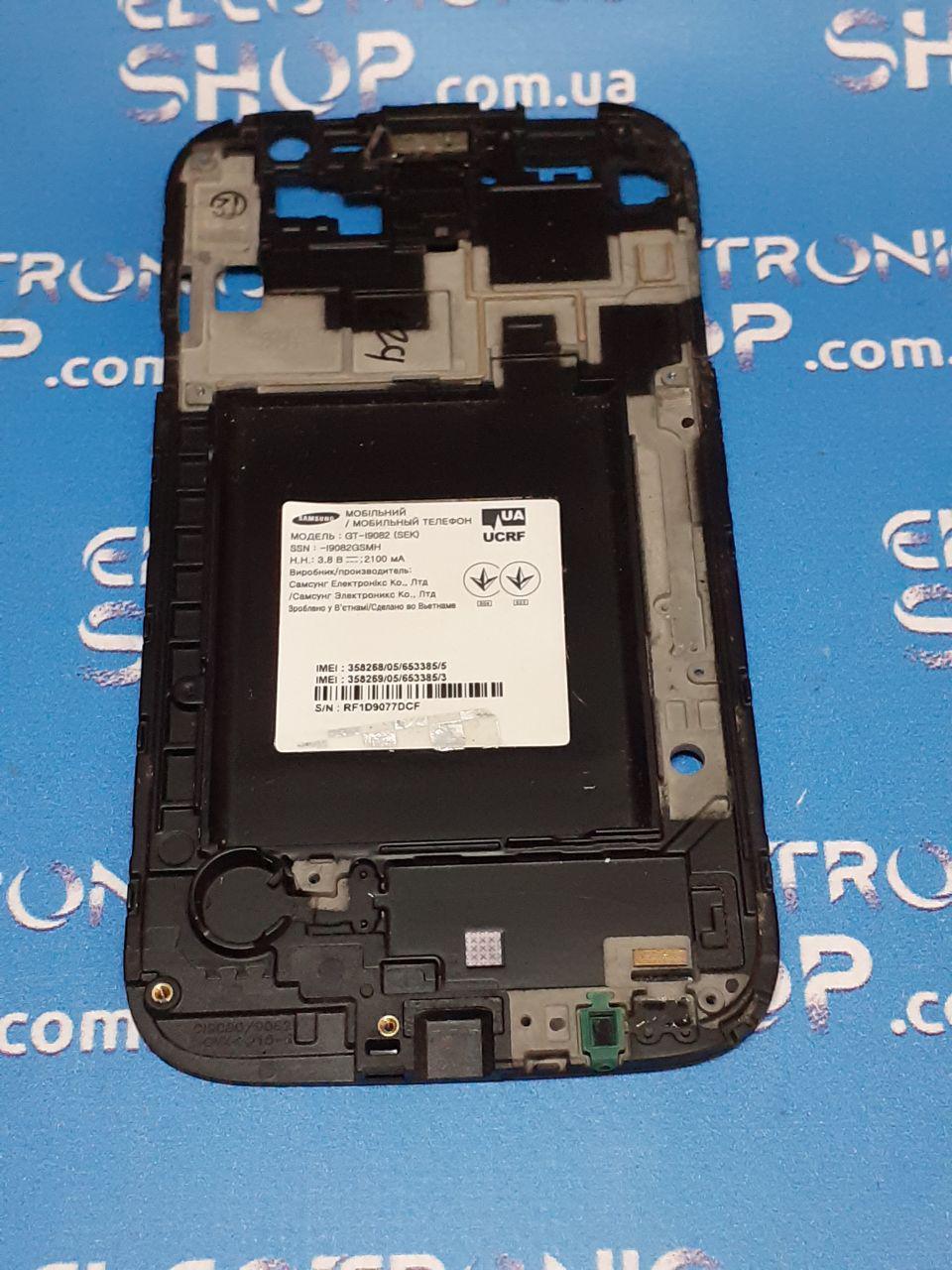 Рамка Samsung i9082 оригінал б.у