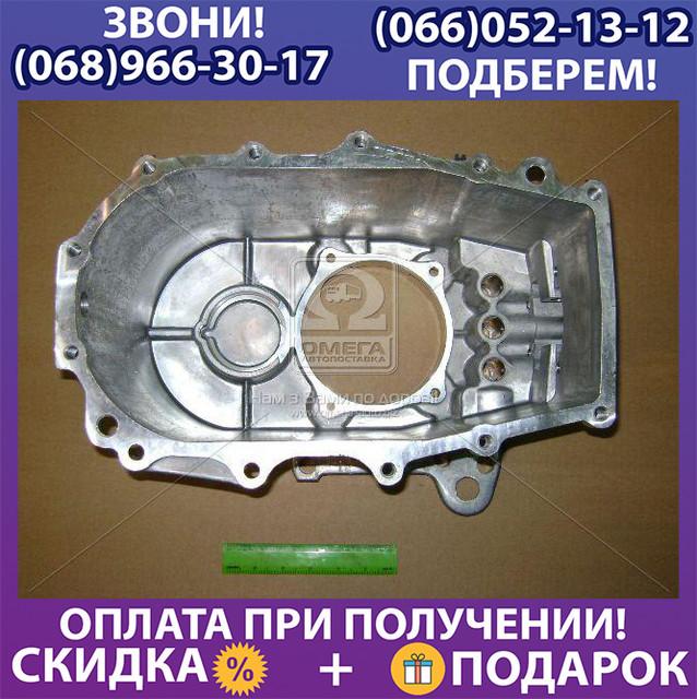 Картер КПП 5-ст ГАЗ 3308,3309, ВАЛДАЙ передний нового образца (пр-во ГАЗ) (арт. 3309-1701015-11)