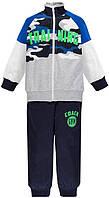 Детский спортивный костюм для мальчика MEK Италия 191MHEP003