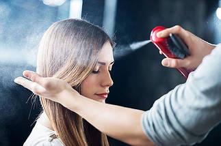 Лаки для волос различной фиксации