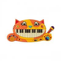 """Детская музыкальная игрушка Battat """" – КОТОФОН, фото 1"""