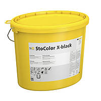 StoColor X-black 15 л, Теплоотражающая фасадная краска