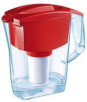 Фильтр-кувшин для воды Аквафор Океан Красный