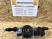 Підрульовий шлейф в зборі Renault Laguna 3 2007-2015р. (Подрулевой переключатель Рено Лагуна 3) 255670001R
