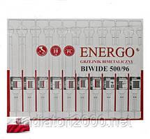 Радиатор биметаллический ENERGO 500*96 (Польша)