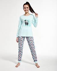 Пижама для девочки - подростка. Польша.Cornette 273/34 NO DRAMA