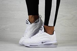 Модные женские кроссовки Nike Air Max 720, белые, фото 2