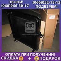 Радиатор водяного охлаждения МАЗ 64229 (4 рядный)  (арт. 64229-1301010-А)