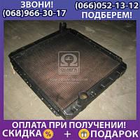 Радиатор водяного охлаждения КАМАЗ 5320 (3-х рядный) медный (TEMPEST) (арт. 5320-1301010-С)