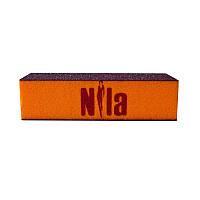 Nila Брусок шлифовочный оранжевый 100x100x100