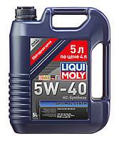 Моторное масло Liqui Moly Optimal Synth SAE 5W-40 (5л)