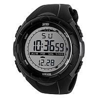 Мужские спортивные часы Skmei Military Dive (1025) серые, фото 1