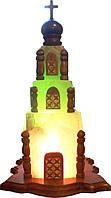 Соляная Лампа Церковь 13 -15 кг