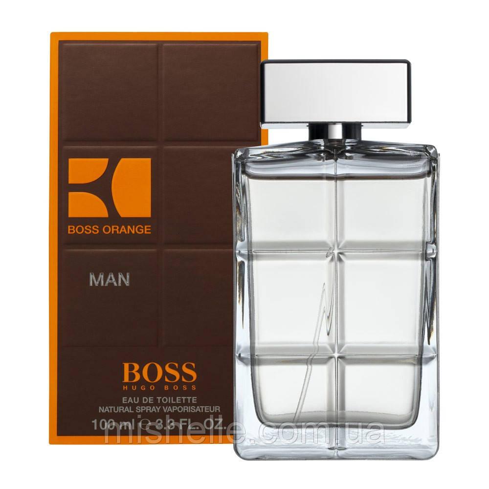 Мужская туалетная вода Hugo Boss Boss Orange Men (Хьюго Босс Босс Оранж Мен)