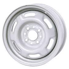Кременчуг 11.10-01 ВАЗ 2108-2109 5.5x13 4x98 ET16 DIA59 White белый