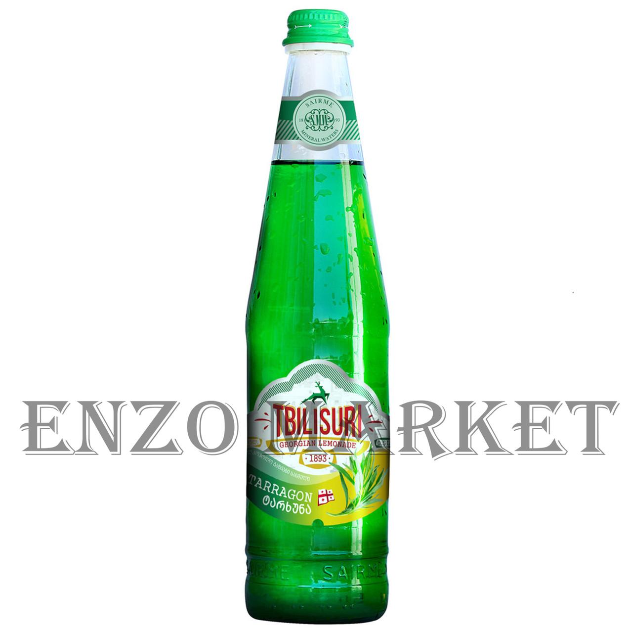Лимонад Тбилисури тархун, 0,5 литра